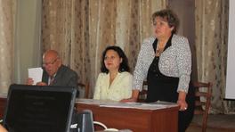Специалисты ГП «УкрНТЦ «Энергосталь» приняли участие в научно-практической конференции «Проблемы изобретательской и рационализаторской деятельности в Харьковской области»