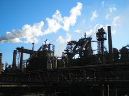 Завершается строительство установки внепечной десульфурации чугуна, спроектированной ГП «УкрНТЦ «Энергосталь»