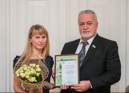 Традиционное чествование одаренных учеников школ города Харькова