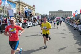 Сотрудники ГП УкрНТЦ «Энергосталь» приняли участие в III Харьковском Международном марафоне