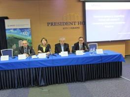 ГП «УкрНТЦ «Энергосталь» приняло участие в работе Первой конференции «Низкоуглеродное развитие Украины»