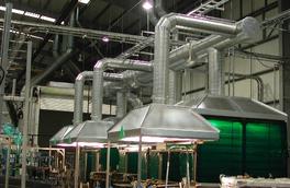 Системы газоудаления и газоочистки электропечей различного тоннажа