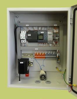 Изготовленная ГП «УкрНТЦ «Энергосталь» система автоматического управления ФРИР-350Ц поставлена на ПАО «Криворожский суриковый завод».
