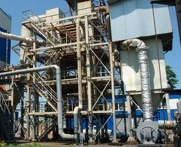 Завершена реконструкция системы очистки пылегазовоздушной смеси на ПАО «Криворожский суриковый завод»
