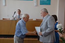 В ГП «УкрНТЦ «Энергосталь» состоялось торжественное собрание по случаю Дня металлурга