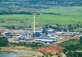 Выполнение комплекса шефмонтажных и пусконаладочных работ при вводе в эксплуатацию металлургического минизавода «Ромелт» в г. Панг Пет, Республика Союз Мьянма.