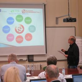 Участие «УкрНТЦ «Энергосталь» в проекте «Высшее инженерное обучение для экологически рациональных промышленных разработок (HETES)»