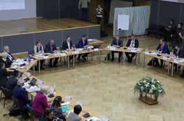Состоялось заседание круглого стола «Экологические аспекты сталеплавильного производства»