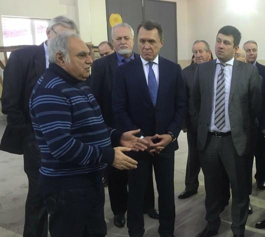 Совместное заседание Северо-Восточного научного центра НАН Украины и Национального комитета по промышленному развитию