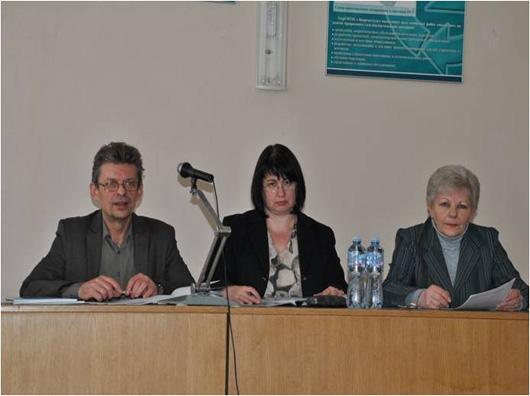 Профсоюзная конференция состоялась в ГП «УкрНТЦ «Энергосталь»