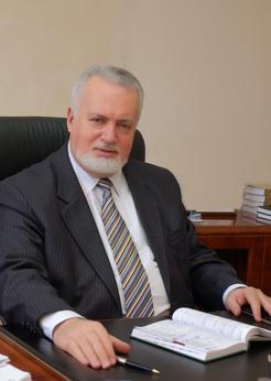 Дирекция и коллектив ГП «УкрНТЦ «Энергосталь» сердечно поздравляют с 60-летним юбилеем генерального директора