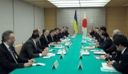 С 18 по 20 января 2011 г. руководитель департамента внешнеэкономической деятельности УкрГНТЦ «Энергосталь» Солдатов Д.А. в рамках официального визита Президента Украины Виктора Януковича совершил поездку в Японию.