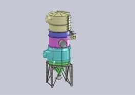 ДП «УкрНТЦ «Енергосталь» розроблені рукавні фільтри у вибухонебезпечному виконанні для АТ «Євраз ЗСМК»