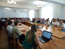 ДП «УкрНТЦ «Енергосталь» взяв участь в  XIV Міжнародній науково-практичній конференції «Екологічна безпека: проблеми і шляхи вирішення»