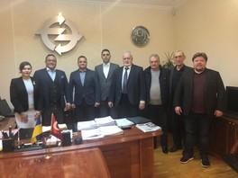 ГП «УкрНТЦ «Энергосталь» начинает сотрудничество с компанией «ENPETROL» (Турция)
