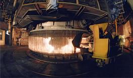 Ферросплавное производство